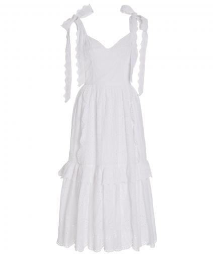 antonella dress white loveshackfancy